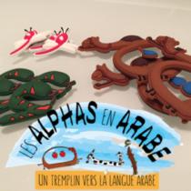 figurines Les Alphas en Arabe